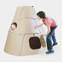 Makedo Space Pod Building Kit | MoMA