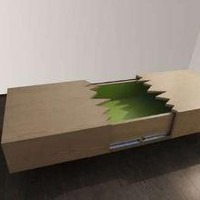 Earthquake Inspired Coffee Table Photos 1 - Earthquake Coffee Tables pictures, photos, images