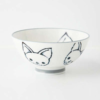 Bow-Wow Nut Bowl