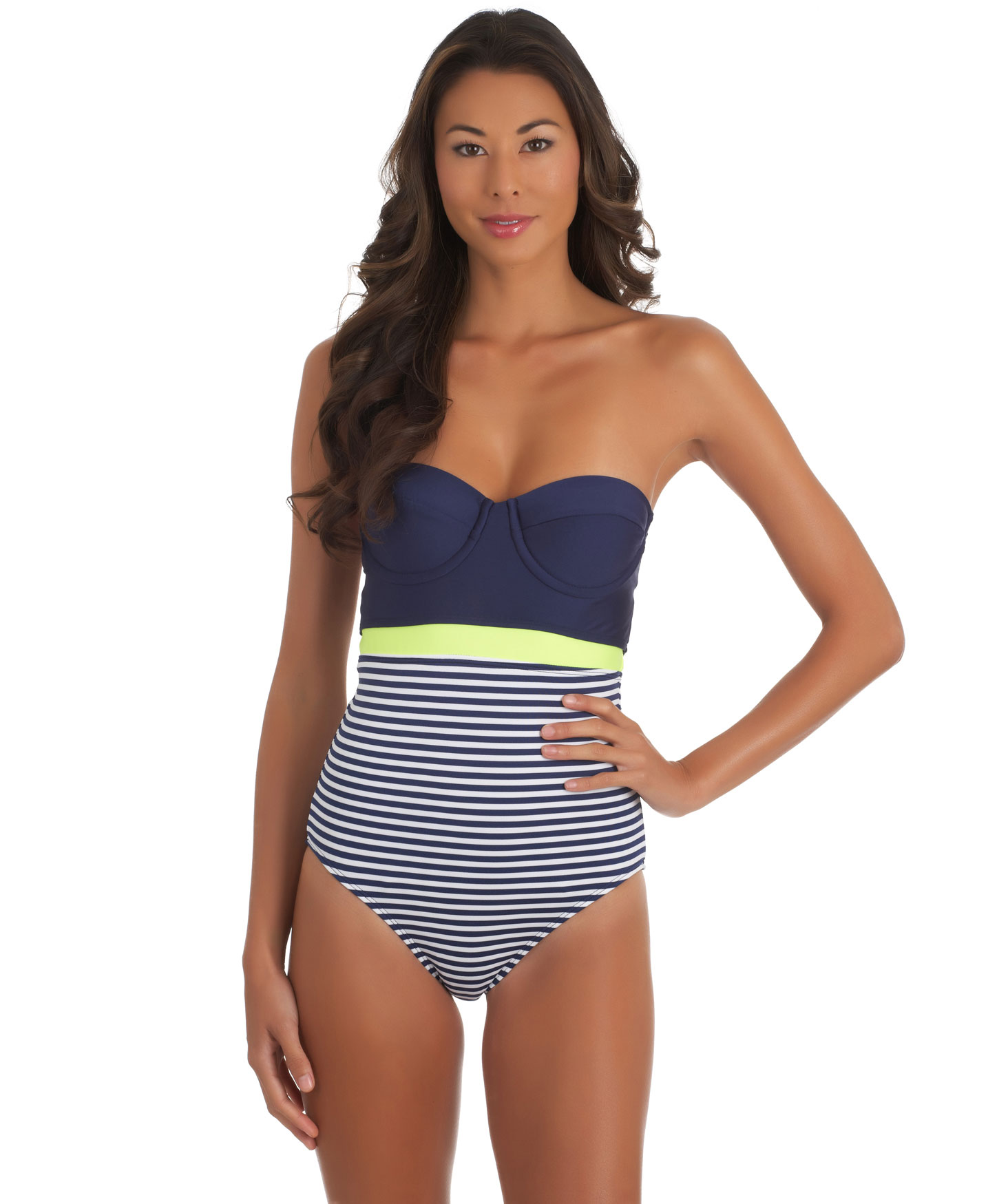 Sunbathe & swim in style with our sexy bathing suits at tokosepatu.ga Browse our selection of unique one piece bathing suits and bikinis here.