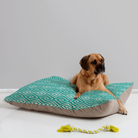 Lisa Argyropoulos Diamonds Are Forever Aquatic Pet Bed