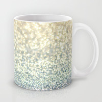 Snowfall Mug by Lisa Argyropoulos