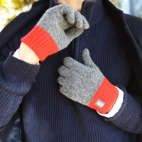 Wool Smart Touch Gloves v2