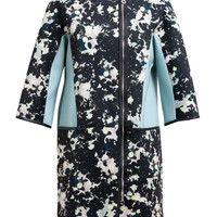 ERDEM | Ima Floral Printed Neoprene Coat | Browns fashion & designer clothes & clothing