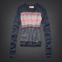 Little Dume Shine Sweater