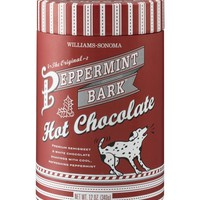 Williams-Sonoma Peppermint Bark Hot Chocolate
