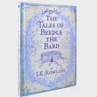The Tales Of Beedle The Bard | The Harry Potter Shop at Platform 9 3/4