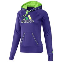 adidas Tech Fleece Satin Stitch Hoodie