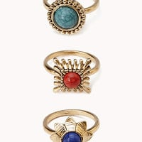 La Vie Boho Ring Set
