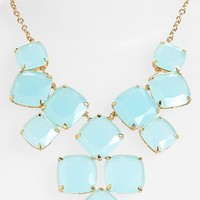 kate spade new york 'shaken & stirred' bib necklace | Nordstrom