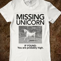 MISSING UNICORN (JUNIOR)