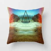 Power Throw Pillow by DuckyB (Brandi)