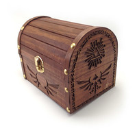 Zelda Treasure Chest