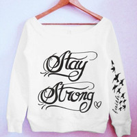 Demi Lovato Tattoo Sweater