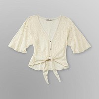 True Freedom Junior's Lace Shrug