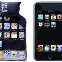 iPod Touch Bedding