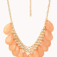 Show Off Faux Stone Necklace