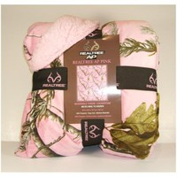AP Pink Micro Mink Throw