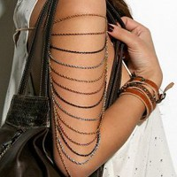 Shawl Necklace/Arm Ornament - ACCESSORIES - Shop Online