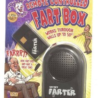 Forum Novelties Remote Control Fart Box Funny Joke Gag Gift Prank