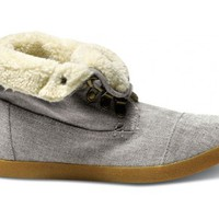 Grey Hemp Women's Highlands Botas