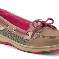 Women's Fur Lined Angelfish Boat Shoe