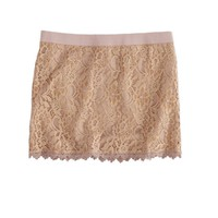 AE LACE MINI SKIRT