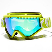 SURFSTITCH - OUTLET - SNOW - GOGGLES - ELECTRIC EGV SNOW GOGGLES - TOXIC SNOT BRONZE GREEN CHROME