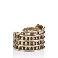 Gold Roma Ring | Zara Simon | Avenue32