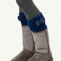 Sparkle Bow Leg Warmers | Socks & Legwear | rue21