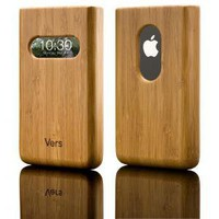 Vers Audio + iPhone Case in Bamboo - Home Decor - eCo Home