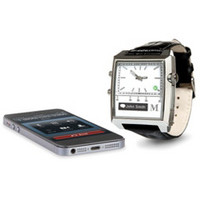 The Voice Command Smartphone Watch
