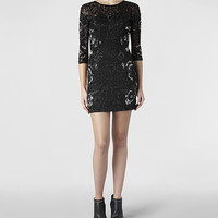 AllSaints Ivy Long Sleeve Dress | Womens Dresses