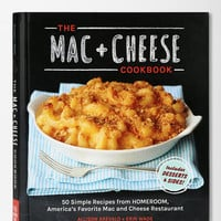 The Mac + Cheese Cookbook By Allison Arevalo & Erin Wade - Urban Outfitters