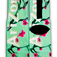 Arizona Green Tea Custom Elite Socks | CustomizeEliteSocks.com™