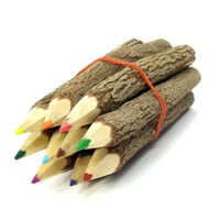 Eco-Tree Colored Pencils, A Set of 10