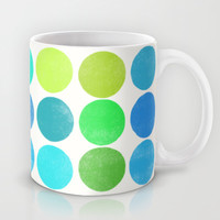 Colorplay 10 Mug by Garima Dhawan