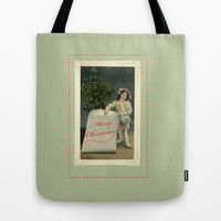 To My Angel Tote Bag by Vikki Salmela