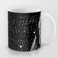 night lights Mug by Marianna Tankelevich