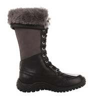 UGG Adirondack Tall Black - Zappos.com Free Shipping BOTH Ways