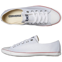 CONVERSE CHUCK TAYLOR LIGHT OX SHOE - OPTICAL WHITE