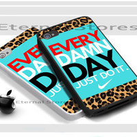 Nike - Every Damn Day - Leopart - iPhone 4/4s Case - iPhone 5 Case - Samsung Galaxy S3 case - Samsung Galaxy S4 case