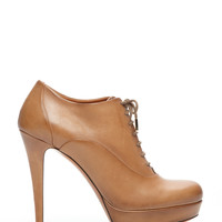 GUCCI Honey Lace-up Bootie