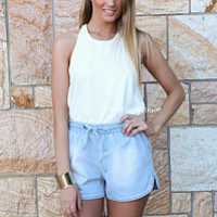 DESERT SEEKER SHORTS , DRESSES, TOPS, BOTTOMS, JACKETS & JUMPERS, ACCESSORIES, SALE, PRE ORDER, NEW ARRIVALS, PLAYSUIT, COLOUR,,SHORTS,Blue Australia, Queensland, Brisbane