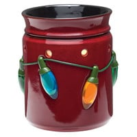 Holiday Lights Scentsy Warmer PREMIUM