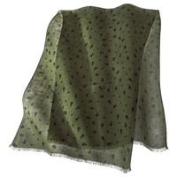 Mossimo® Skulls Print Fashion Scarf - Green