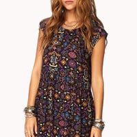 Boho Babydoll Dress
