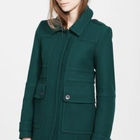 Burberry Brit 'Hornby' Wool Blend Jacket | Nordstrom