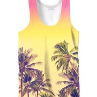 Palm Treez Tank Top