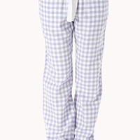 Sweet Gingham PJ Pants